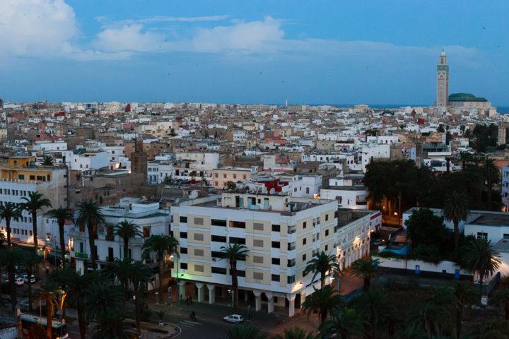 quand Casablanca se réveille ...