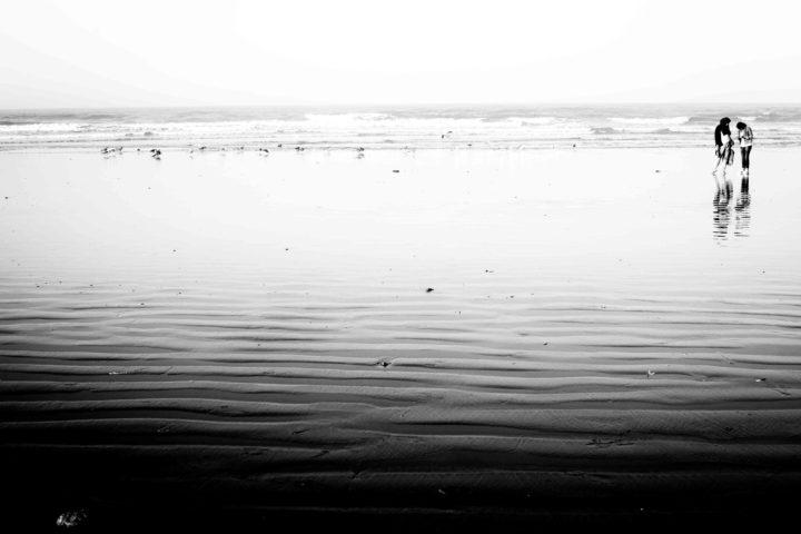 EL Jadida, sur la plage [septembre 2016]