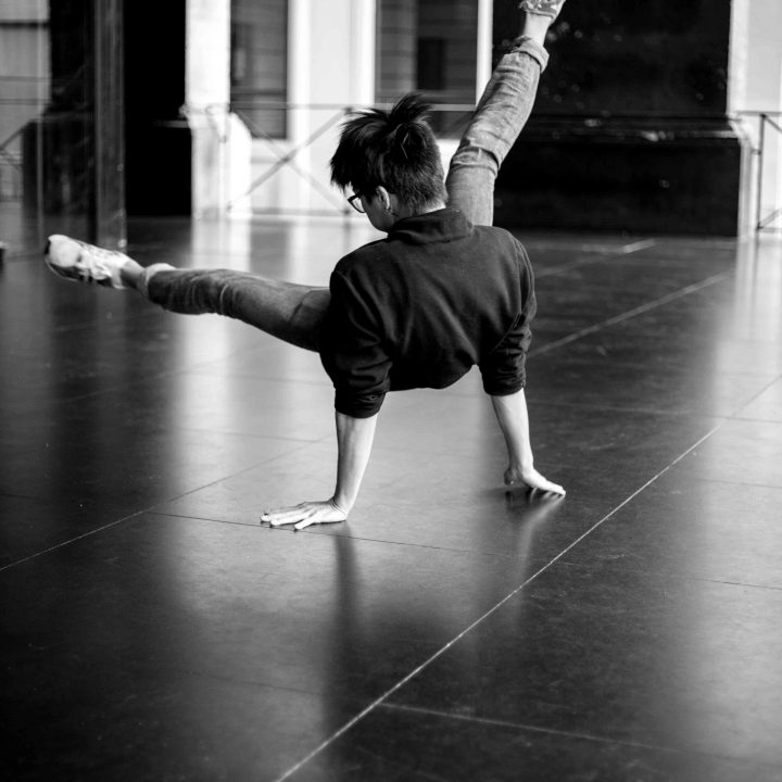Break dance à l'opéra [Lyon, octobre 2016]