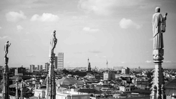 Milano, classe et élégante Italie