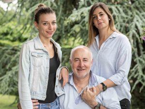 Père et fille(s)