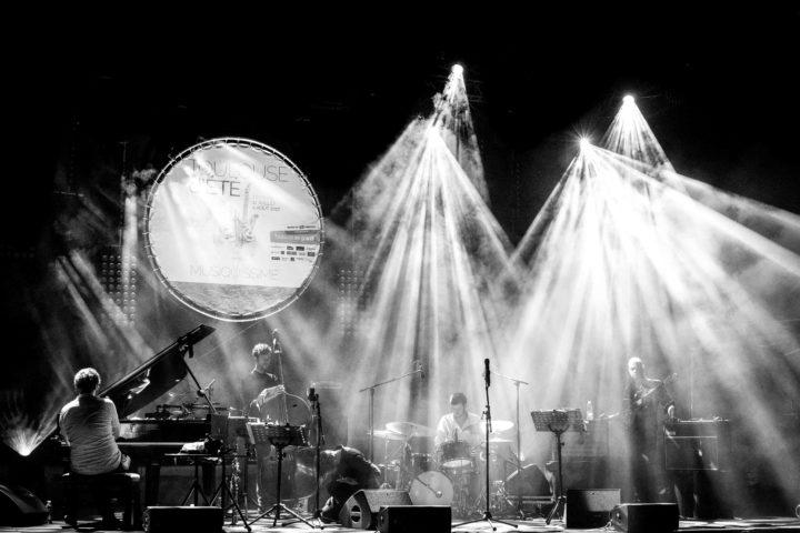 Jazz à Toulouse avec Emile Parisien [août 2017]