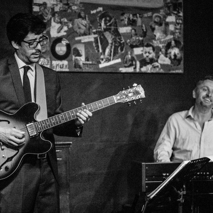 Jazz en sous-sol [avril 2018]