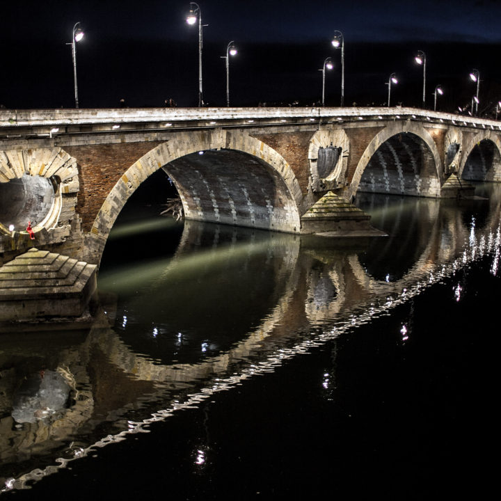 Toulouse, soir de printemps [mars 2018]