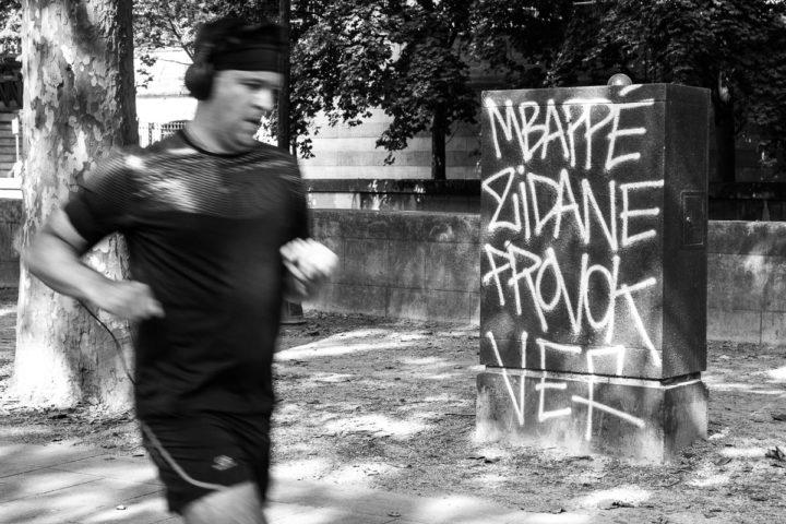 Mbappé et Zizou à Paris [septembre, 2018]
