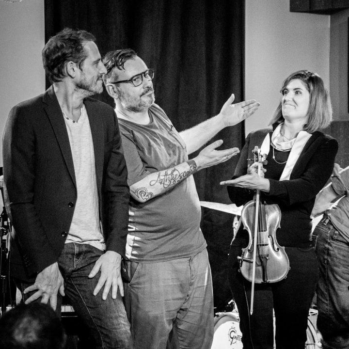 soirée Jazz au bémol5 avec David Bressat et Caroline Bugala