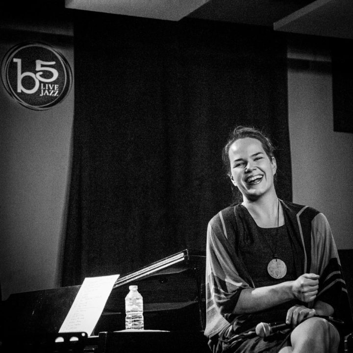Célia Forestier trio au bemol5 [juillet 2019, Lyon]