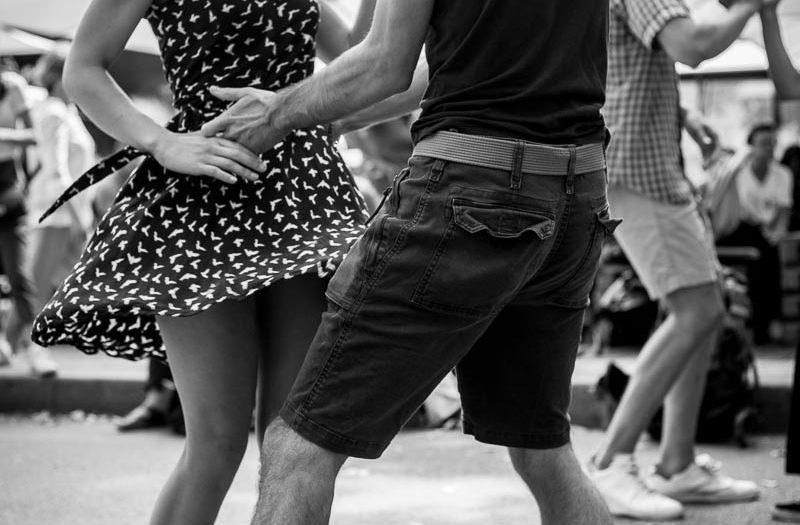 Danse sur les quais [Paris, juillet 2019]